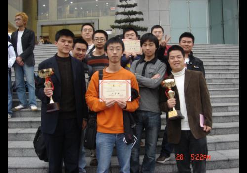"""我院在四川省""""锐捷杯""""网络设计与应用大赛取得优异成绩"""